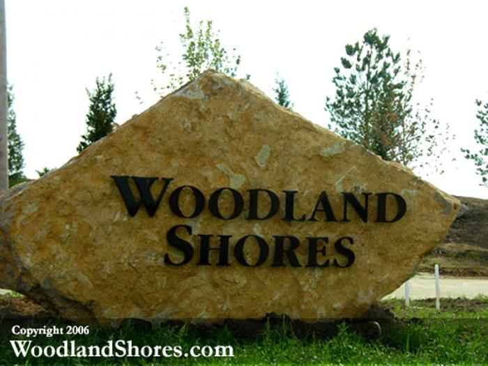 Woodland Shores Rocks!